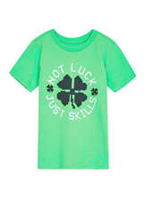 Not Luck Just Skill Tee