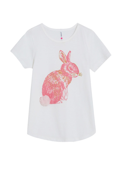 Bunny Graphic Tee