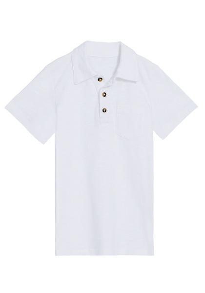 Slub Pocket Polo