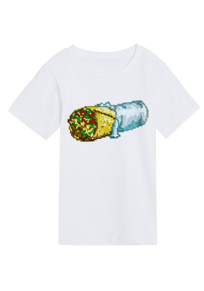 Cool Pineapple Print Tee
