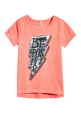 Be Positive Tee