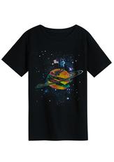 Hamburger Planet Tee