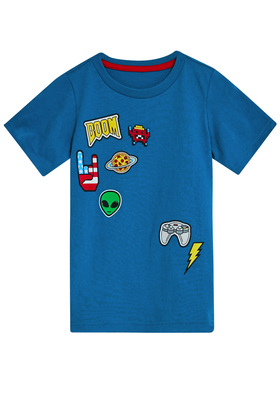 Graphic Patch Tee