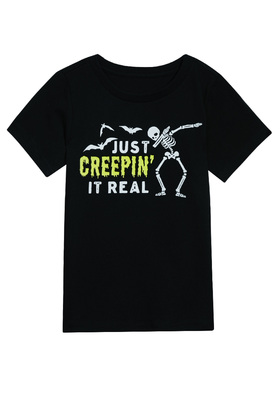 Creepin' It Real Tee