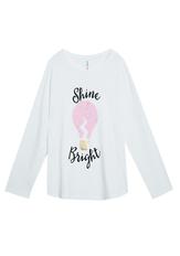 Shine Bright Long Sleeve Tee