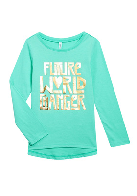 Girl Power Long Sleeve Tee