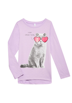 Meowgical Long Sleeve Tee