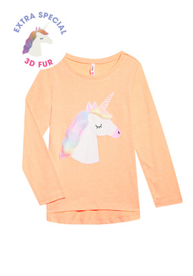 Unicorn Long Sleeve Tee