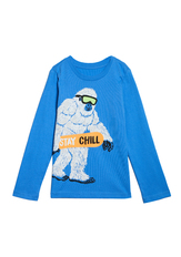 Stay Chill Long Sleeve Tee