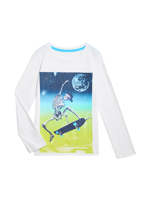 Pizza Quest Long Sleeve Tee