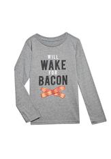 Wake For Bacon Long Sleeve