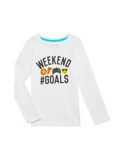 Weekend Goals Long Sleeve