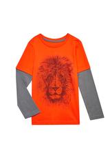 Lion Face Long Sleeve