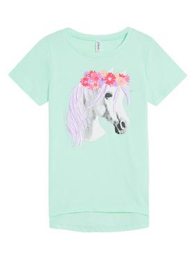 Flower Horse Tee