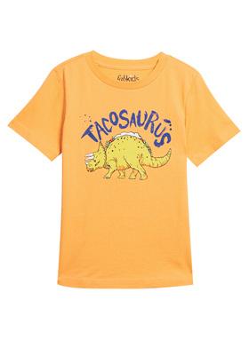 Dino Print Tee