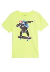 Monkey Skater Tee