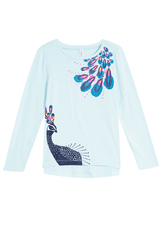 Peacock Long Sleeve