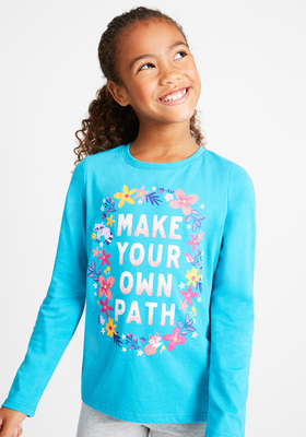 Make Your Path Long Sleeve