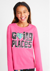 Going Places Long Sleeve