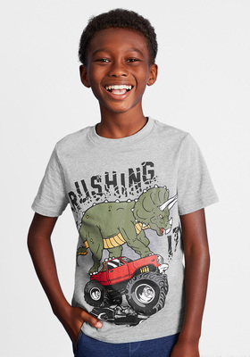 Crushing It Tee