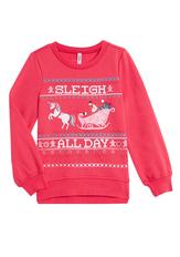 Sleigh All Day Sweatshirt
