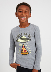 Pizza To Go Tee